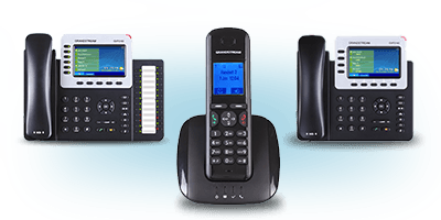 thumb voice telephony
